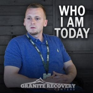Justin shares addiction recovery story