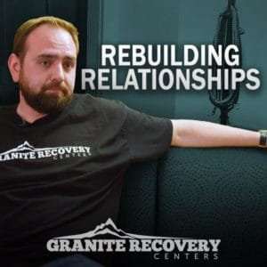 Keith shares addiction recovery story