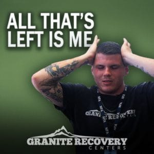 Rich sharing addiction recovery story
