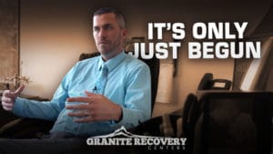 Spencer shares addiction recovery story