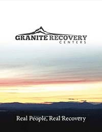 Granite Recovery Centers brochure New England drug rehab centers