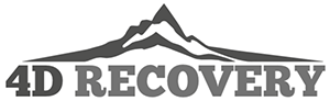 4d recovery logo