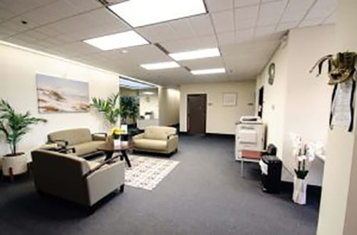 outpatient rehab center common room at granite recovery centers